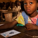 Sensibilisation à l'école / Sensitizatiion schools