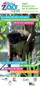 Les Amis du Zoo de Lyon organise un grand WE de la conservation