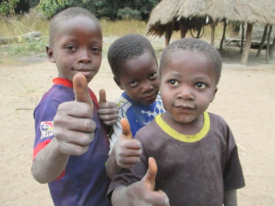 Enfants de Sambouya